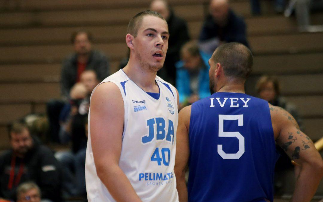 JBA puolusti Espoo Unitedin kumoon