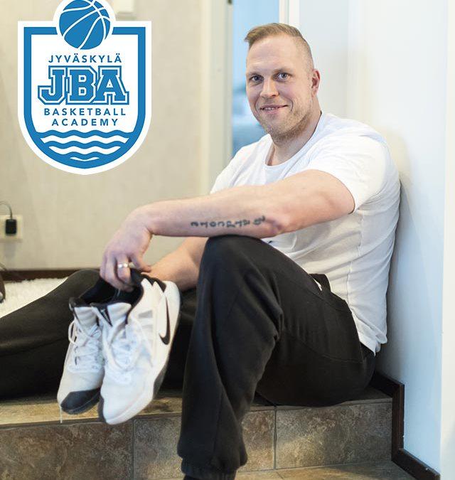 Toni Nyman JBA:n junioripäälliköksi
