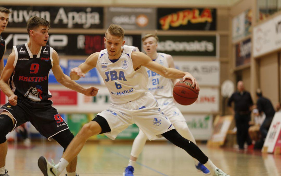 Anton Kankaanpää ja Timi Puittinen – The Fractured But Whole