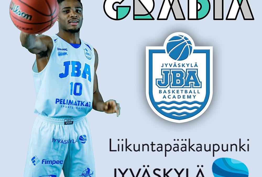 Tavoitteena tarjota Suomen parhaat olosuhteet opiskelun ja harjoittelun yhdistämiseen – JBA:n ja Gradian yhteistyö mahdollistaa pelaajapolun huipulle!