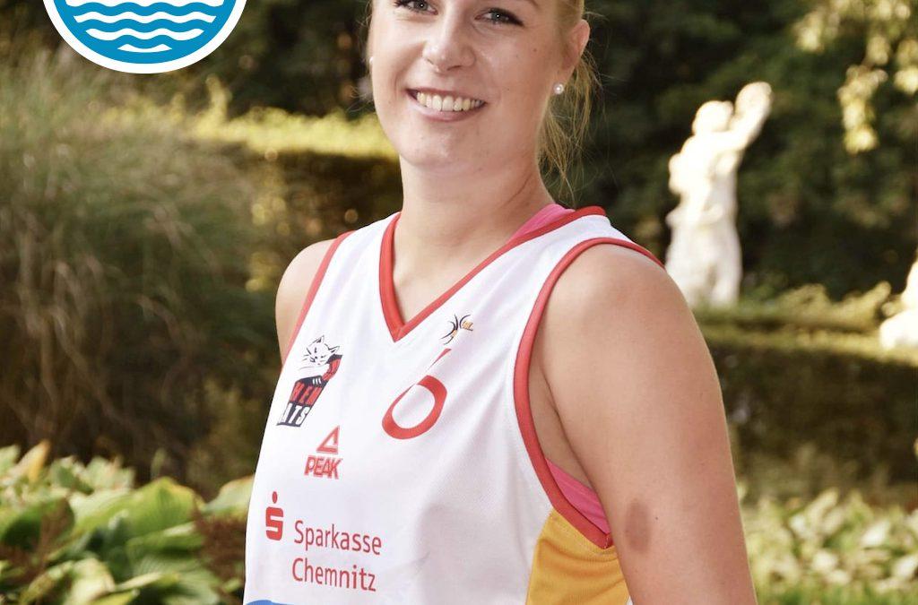Camilla Grönberg JBA:n U19 poikien valmentajaksi!